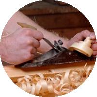 manos carpintero